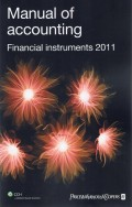 Manual of accounting : financial instrumensts 2011