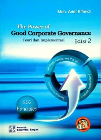 Image of The power of good corporate governance: teori dan implementasi ed. 2